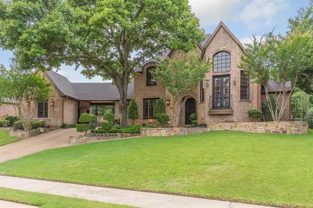 5105 Lippizaner Drive, Flower Mound, TX 75028 (MLS #14347542) :: HergGroup Dallas-Fort Worth