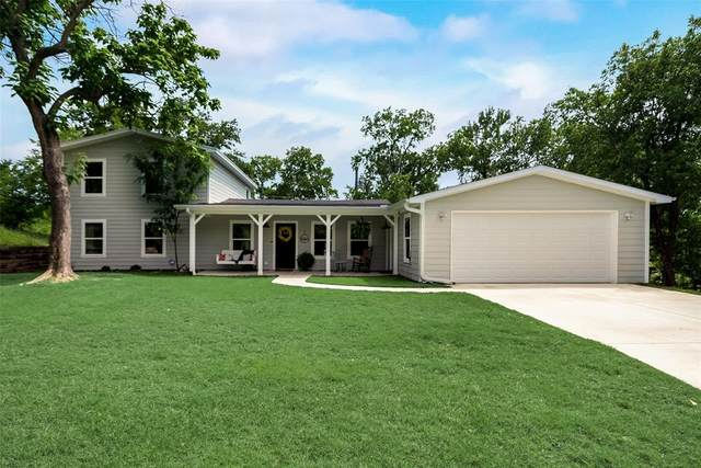 9217 Choctaw Trail, Flower Mound, TX 75022 (MLS #14347561) :: The Kimberly Davis Group