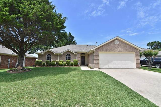213 Carlsbad Drive, Mansfield, TX 76063 (MLS #14347579) :: All Cities USA Realty