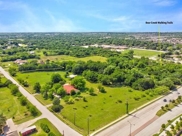 901 Barbara Lane, Keller, TX 76248 (MLS #14347600) :: The Mauelshagen Group