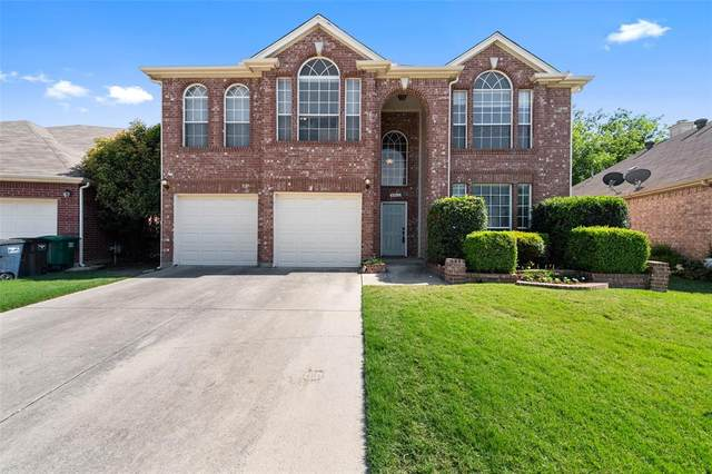 4812 Parkmount Drive, Fort Worth, TX 76137 (MLS #14347615) :: The Good Home Team