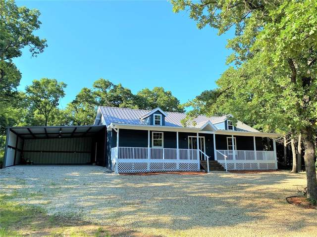 2199 Hawkins Rd, Whitesboro, TX 76273 (MLS #14347618) :: The Hornburg Real Estate Group