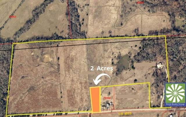 TBD Cr 4025, Savoy, TX 75479 (MLS #14347620) :: Century 21 Judge Fite Company