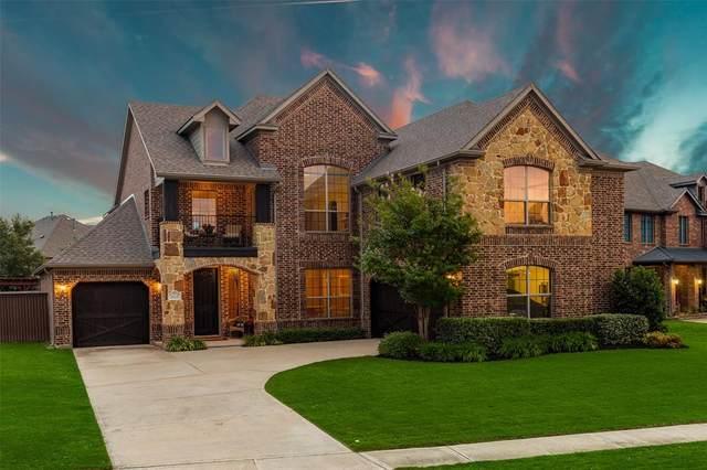1815 Lewis Crossing Drive, Keller, TX 76248 (MLS #14347636) :: Robbins Real Estate Group