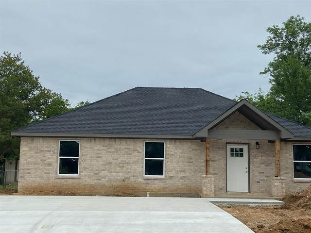 614 N Jordan Street, Whitesboro, TX 76273 (MLS #14347659) :: The Hornburg Real Estate Group
