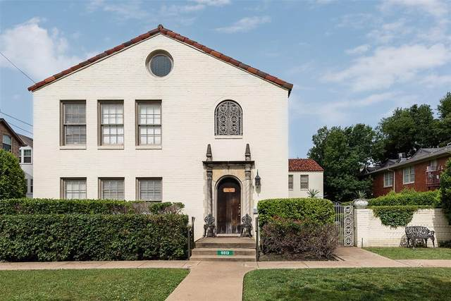 6613 Preston Road, University Park, TX 75205 (MLS #14347663) :: Robbins Real Estate Group
