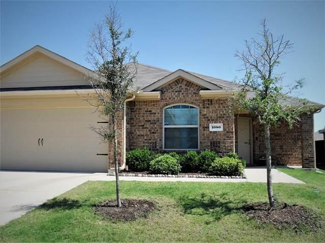 1080 Decker Drive, Fate, TX 75189 (MLS #14347667) :: RE/MAX Landmark