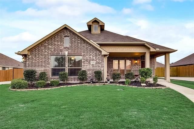 6610 Thistle Wood Drive, Midlothian, TX 76065 (MLS #14347676) :: Century 21 Judge Fite Company