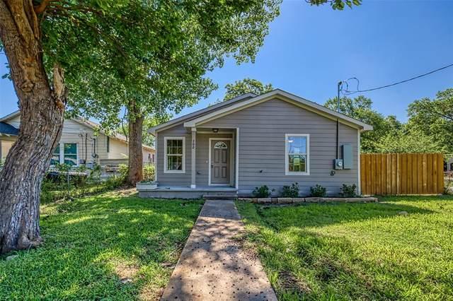 702 Ella Avenue, Dallas, TX 75217 (MLS #14347692) :: The Kimberly Davis Group