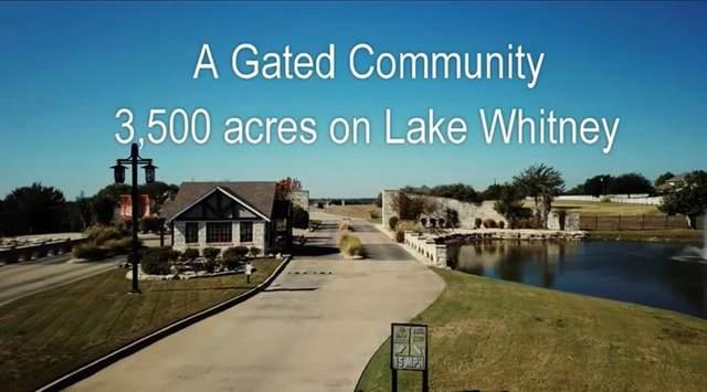 22038 Raintree Court, Whitney, TX 76692 (MLS #14347697) :: Ann Carr Real Estate