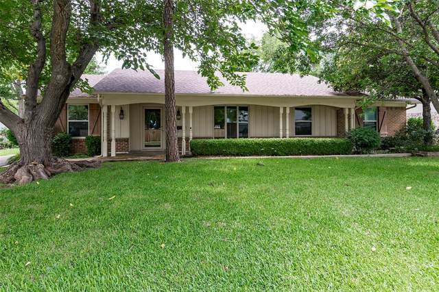 14410 Southern Pines Drive, Farmers Branch, TX 75234 (MLS #14347706) :: The Chad Smith Team