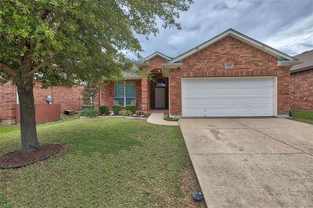 2332 Moccassin Lane, Fort Worth, TX 76177 (MLS #14347713) :: The Chad Smith Team