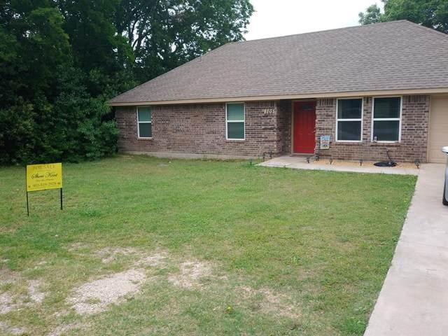 105 W Ball Street, Tom Bean, TX 75491 (MLS #14347715) :: Team Tiller