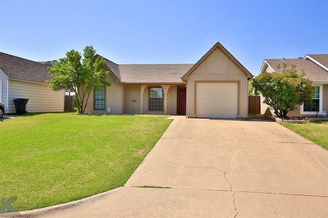 23 Shady Brook, Abilene, TX 79605 (MLS #14347717) :: The Heyl Group at Keller Williams