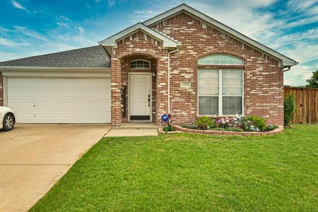 1202 Rye Glen Drive, Midlothian, TX 76065 (MLS #14347731) :: All Cities USA Realty