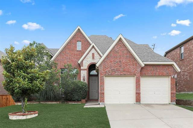 508 Winchester Drive, Celina, TX 75009 (MLS #14347747) :: Frankie Arthur Real Estate