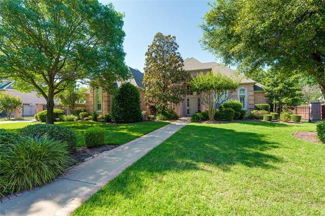 111 Yale Drive, Southlake, TX 76092 (MLS #14347768) :: The Kimberly Davis Group
