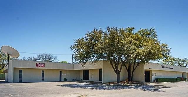600 Fisk Avenue, Brownwood, TX 76801 (MLS #14347784) :: All Cities USA Realty