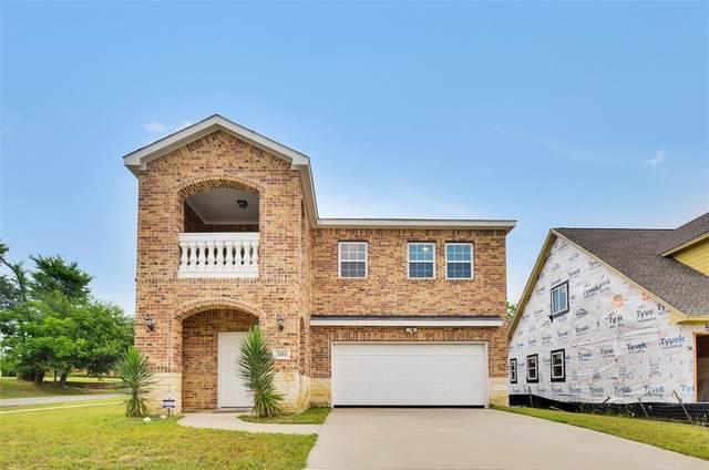 101 Mitchell Street, Terrell, TX 75160 (MLS #14347788) :: The Kimberly Davis Group