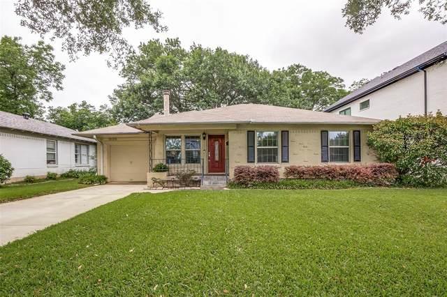 10315 Lynford Drive, Dallas, TX 75238 (MLS #14347793) :: Frankie Arthur Real Estate