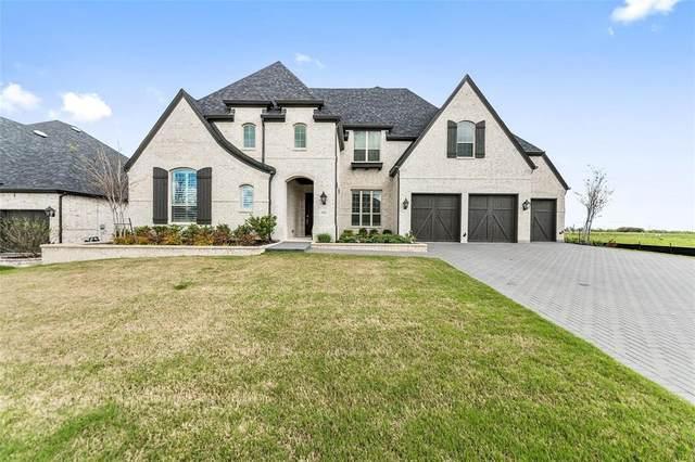3124 Twin Eagles Drive, Celina, TX 75009 (MLS #14347798) :: The Kimberly Davis Group