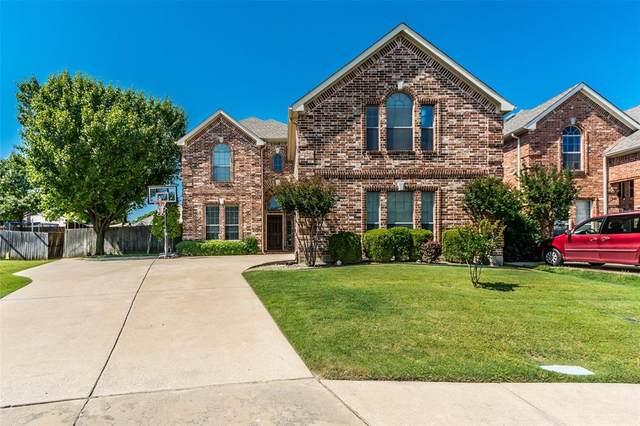 7304 Flat Bluff Court, Mckinney, TX 75072 (MLS #14347799) :: All Cities USA Realty