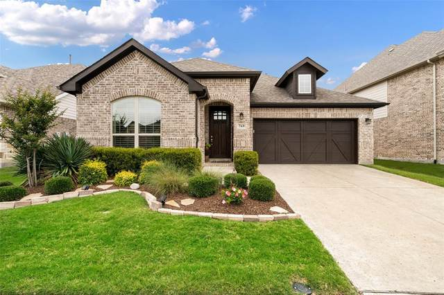 769 Field Crossing, Little Elm, TX 76227 (MLS #14347815) :: Trinity Premier Properties