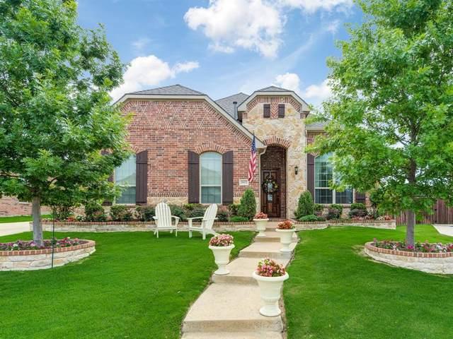 1602 Cort Lane, Allen, TX 75013 (MLS #14347818) :: Tenesha Lusk Realty Group