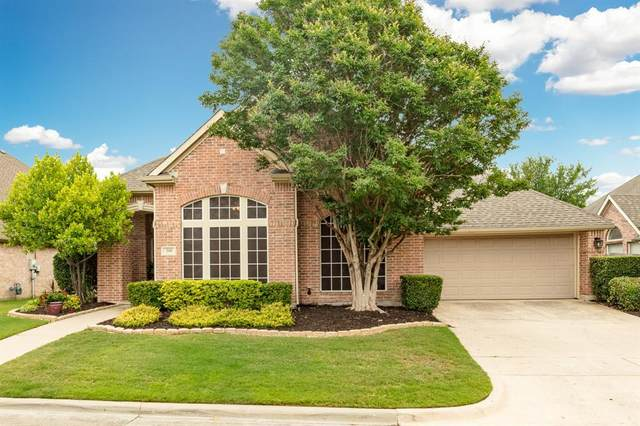 316 Lakewood Drive, Trophy Club, TX 76262 (MLS #14347823) :: The Kimberly Davis Group