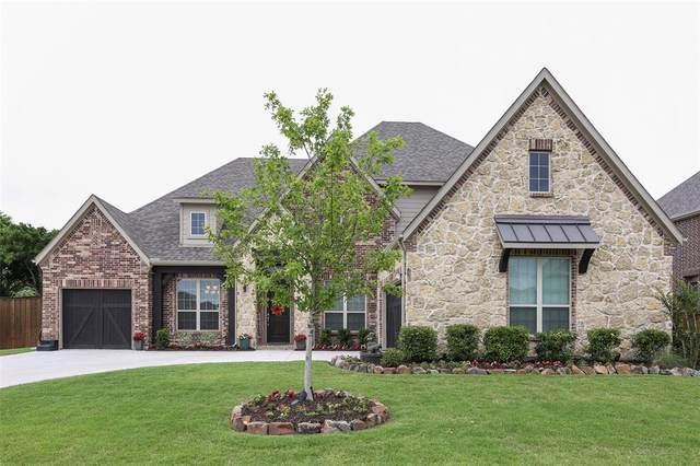 1810 Wichita Drive, Prosper, TX 75078 (MLS #14347830) :: Real Estate By Design