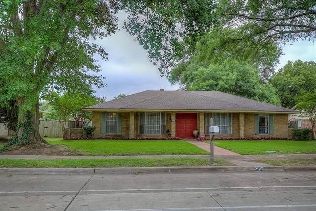 2012 Apollo Road, Richardson, TX 75081 (MLS #14347842) :: The Good Home Team