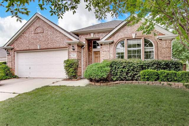 7867 Park Falls Court, Fort Worth, TX 76137 (MLS #14347875) :: The Good Home Team