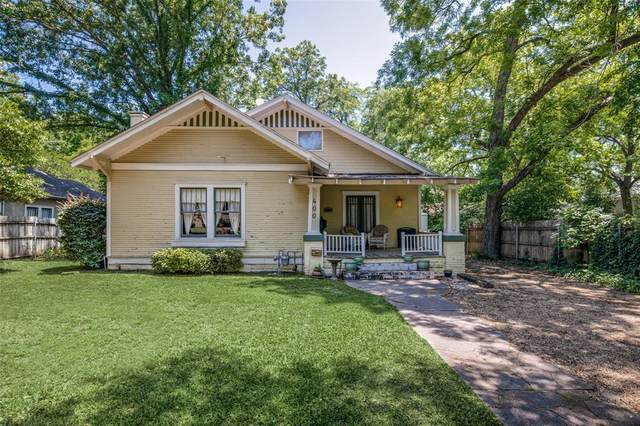 400 Johnson Street, Terrell, TX 75160 (MLS #14347877) :: The Heyl Group at Keller Williams