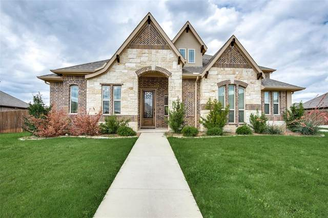 1113 Dover Place, Desoto, TX 75115 (MLS #14347887) :: The Mauelshagen Group