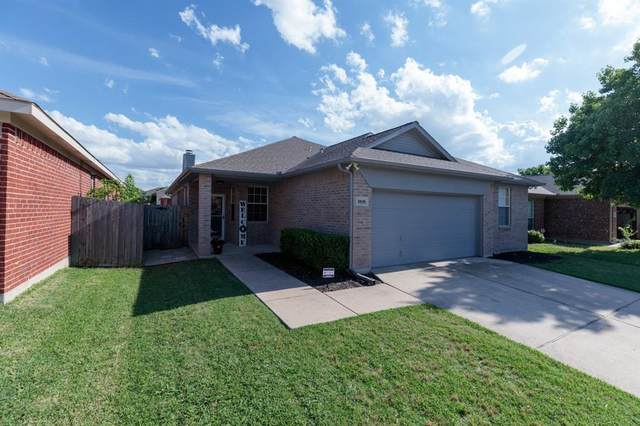 3636 Cattlebaron Drive, Fort Worth, TX 76262 (MLS #14347889) :: The Kimberly Davis Group
