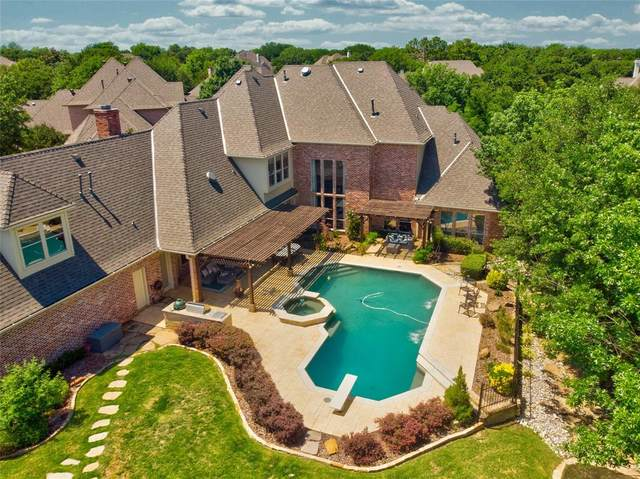 1001 Parkview Court, Southlake, TX 76092 (MLS #14347938) :: The Rhodes Team