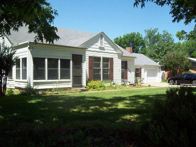 2309 Berkley Street, Brownwood, TX 76801 (MLS #14347941) :: Century 21 Judge Fite Company