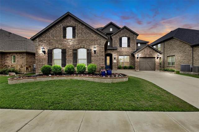 205 Birdcall Lane, Argyle, TX 76226 (MLS #14347944) :: The Mauelshagen Group