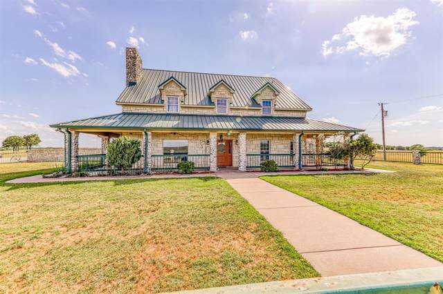 291 Bennett Road, Mineral Wells, TX 76067 (MLS #14347957) :: Hargrove Realty Group