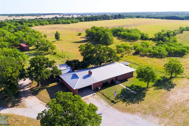1402 County Road 340, Ranger, TX 76470 (MLS #14347978) :: The Kimberly Davis Group