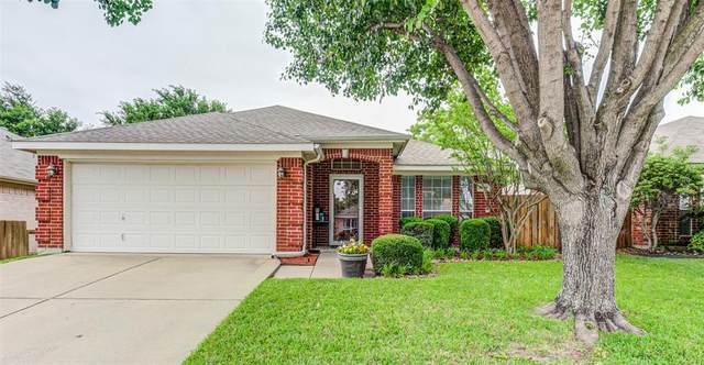 6840 Beverly Glen Drive, Fort Worth, TX 76132 (MLS #14347979) :: Real Estate By Design