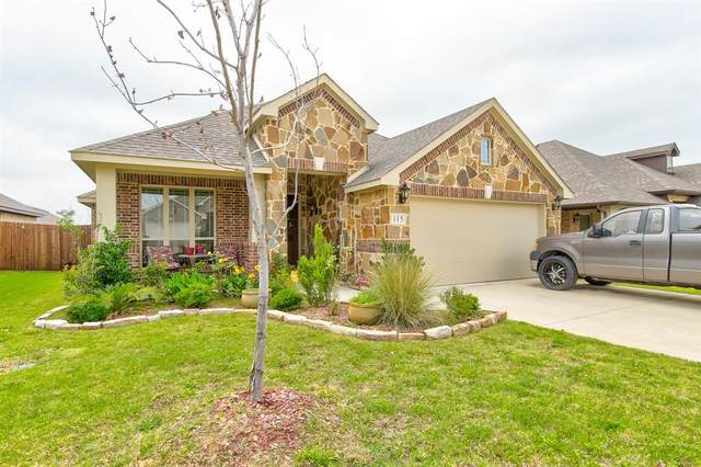 115 Gateway Drive, Alvarado, TX 76009 (MLS #14347983) :: Potts Realty Group