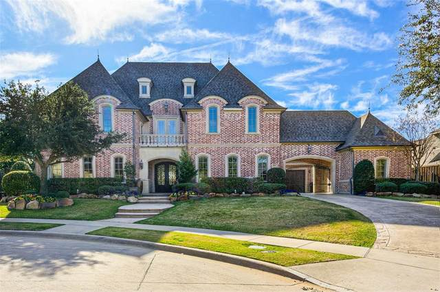 8441 Stone River Drive, Frisco, TX 75034 (MLS #14347992) :: Ann Carr Real Estate