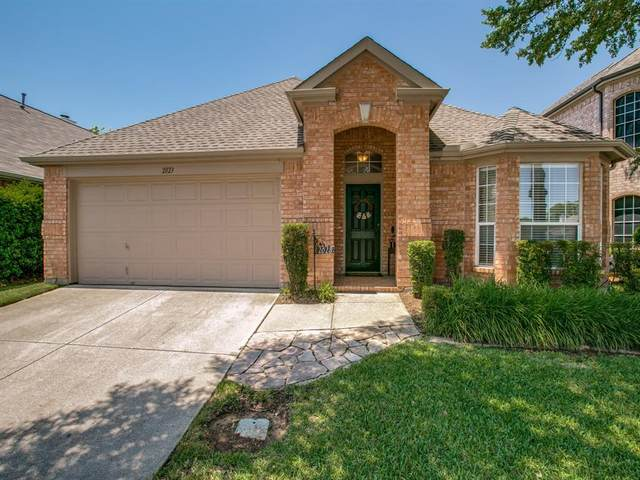 2023 Highland Forest Drive, Highland Village, TX 75077 (MLS #14348009) :: Team Tiller