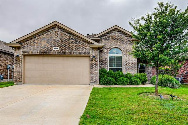 1628 Placitas Trail, Fort Worth, TX 76131 (MLS #14348011) :: Real Estate By Design