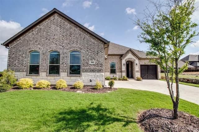 904 Hunters Creek Drive, Rockwall, TX 75087 (MLS #14348012) :: The Chad Smith Team