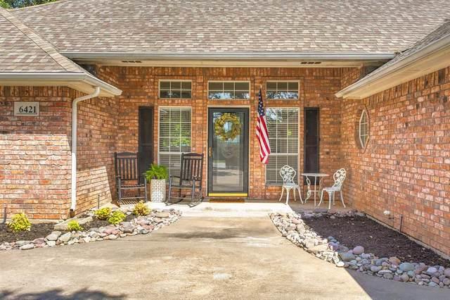 6421 Westover Drive, Granbury, TX 76049 (MLS #14348047) :: The Chad Smith Team
