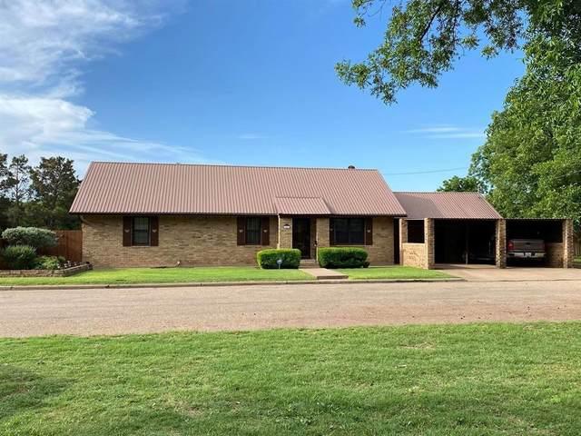 540 E Eden, Munday, TX 76371 (MLS #14348048) :: The Mauelshagen Group