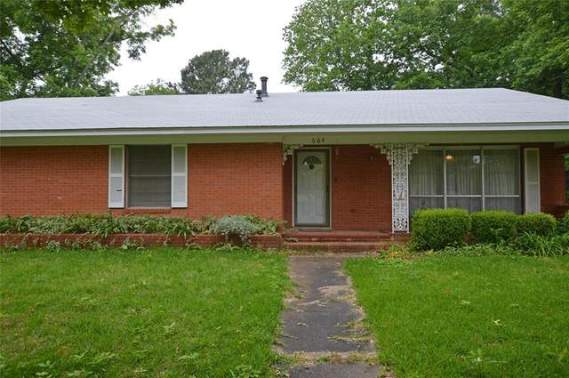 604 Kaufman Street S, Mount Vernon, TX 75457 (MLS #14348055) :: Tenesha Lusk Realty Group