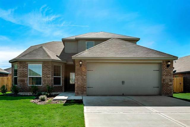1816 Chesapeake Drive, Crowley, TX 76036 (MLS #14348057) :: The Mitchell Group